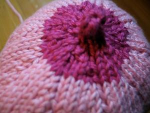 areola close up