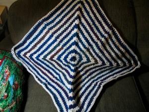 Quinn's blanket