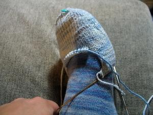 footie sock