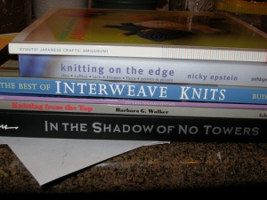 my christmas books