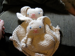 blanket bunny brothers