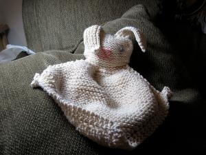 little s's blanket bunny