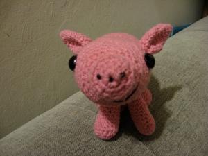 stefan's pig