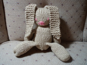 Mom's Bunny