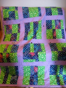 quilts, done!