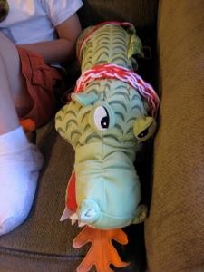 model dragon