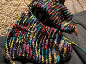 woven ridge socks for sven