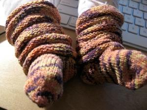 corny ring socks