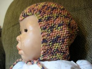 corny baby hat