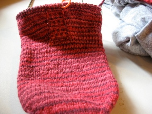 overcoming second sock syndrome
