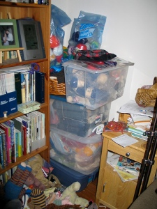 main yarn storage