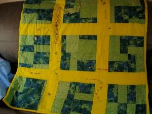 quilt 1, spring 09