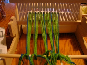 ready-ish to weave