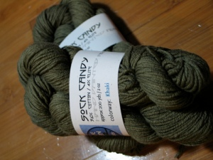 mill dyed sock candy