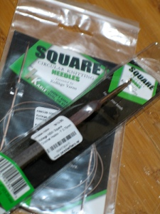 kollage square needles and hook