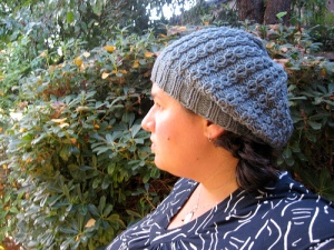 slouchy copy cat hat
